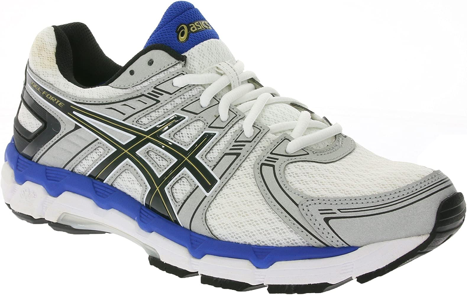 ASICS GEL-FORTE Zapatillas Para Correr (2E Width) - 45: Amazon.es: Zapatos y complementos