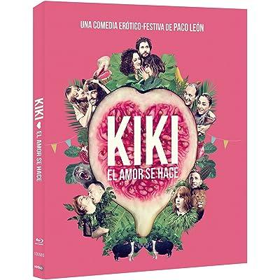 Kiki, El Amor Se Hace [Blu-ray]