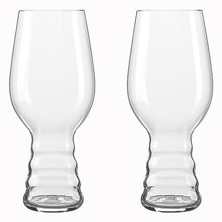 Spiegelau Craft Beer Glasses Experience IPA Set Bierglas Bierdeckelöffner 540ml
