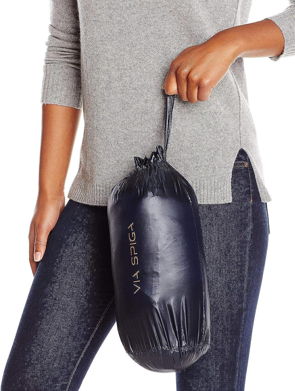 Via Spiga Ranking TOP14 Women's famous Chevron Jacket Packable
