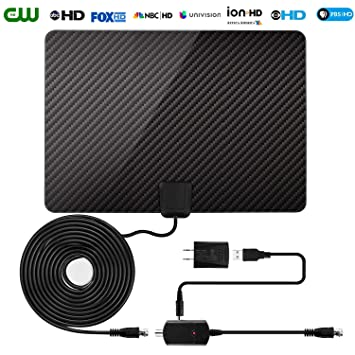 Review [2018 Newest] TV Antenna