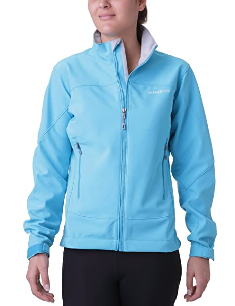 Amazon.com: Adze – Chaqueta para mujer, Azul, S: Clothing