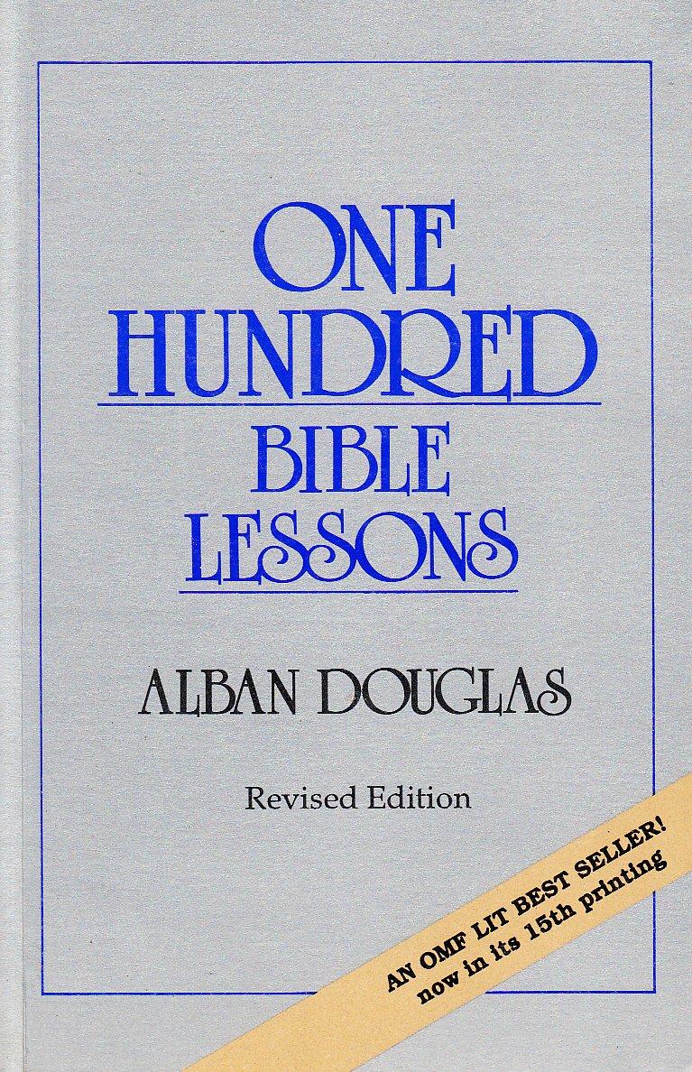 100 bible lessons alban douglas pdf download