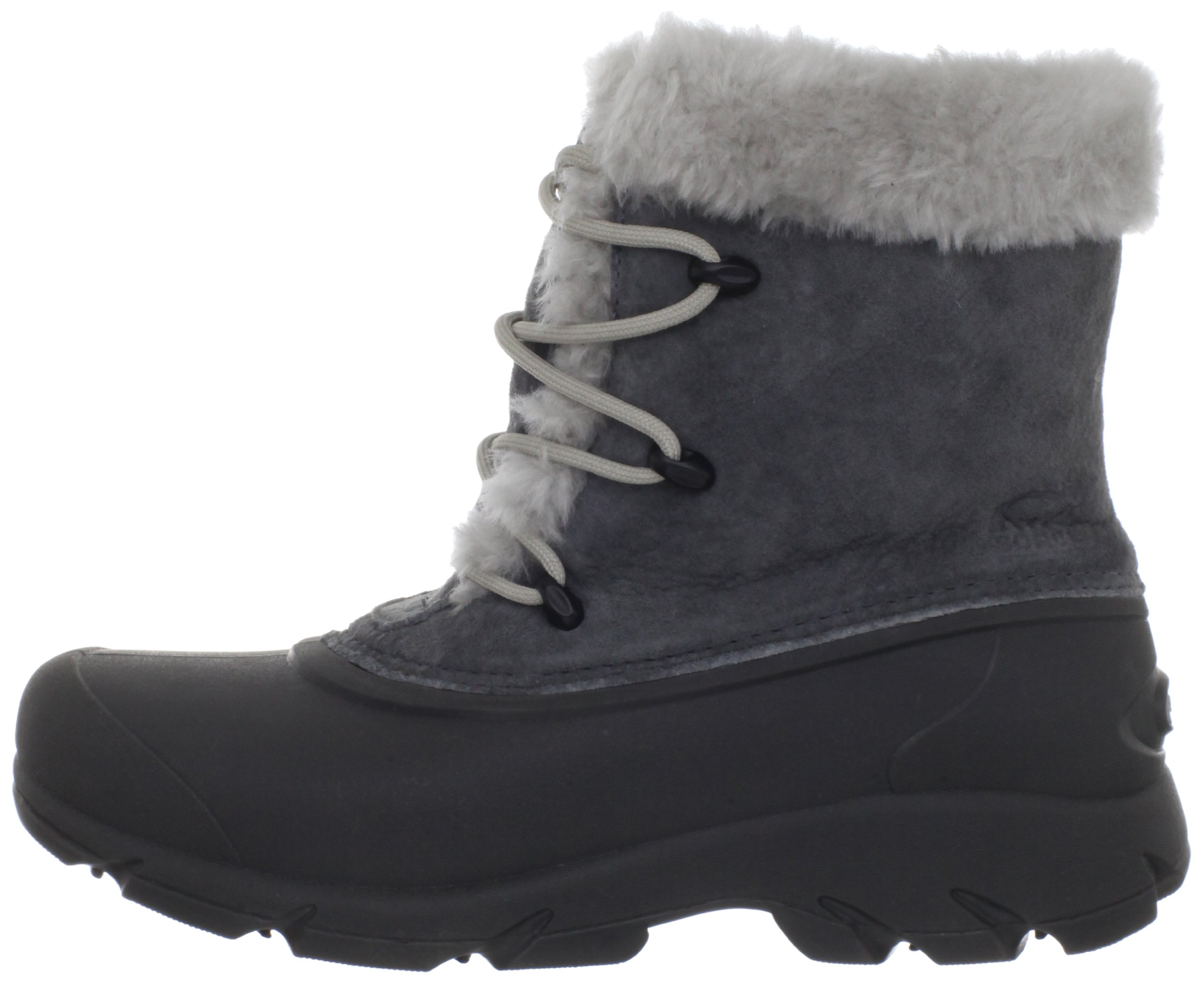 Sorel Women's Snow Angel Lace Boot,Charcoal,8 M US by SOREL (Image #5)