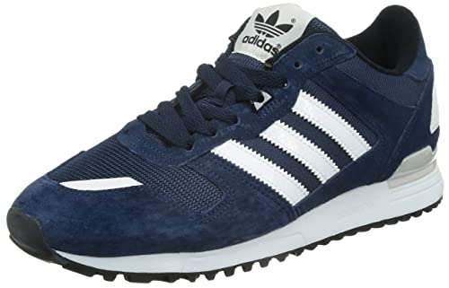 quality design 5475e 098e0 Adidas Zx 700, Scarpe sportive Uomo, Blu (Collegiate Navy Ftwr White