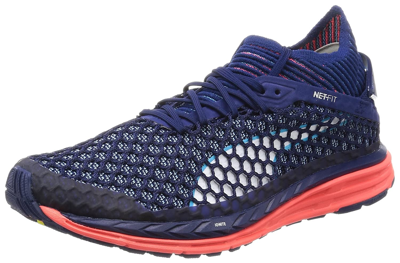Puma Speed Ignite Netfit, Zapatillas De Deporte para Exterior para Hombre