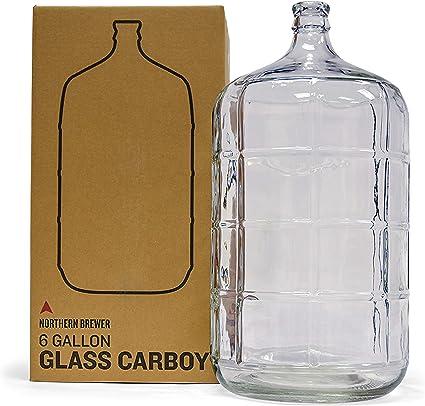Glass Carboy Fermenter (6 Gallon)