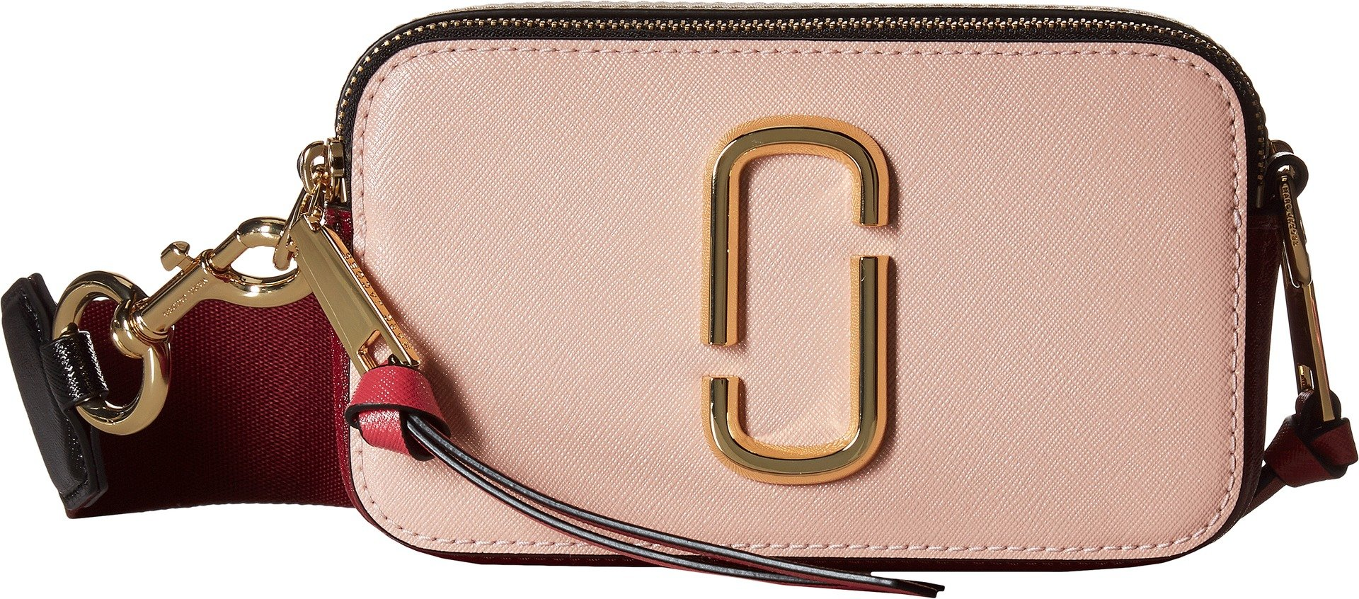 Marc Jacobs Women's Snapshot Camera Bag, Rose, One Size