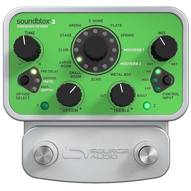 エフェクター画像 Source Audio SA225 Dimension Reverb