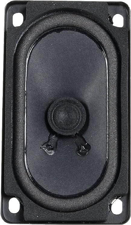 Visaton Sc 5 9 Lautsprecher 10 W Schwarz Universal 10 W 15 W 130 20 000 Hz 8 Ohm Audio Hifi