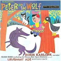 Prokofiev: Peter and the Wolf, Lieutenant Kije Symphonic Suite