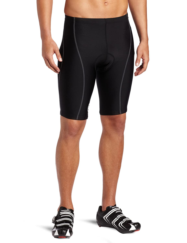 Canari Cyclewear Mens Gel Force Padded Cycling Short