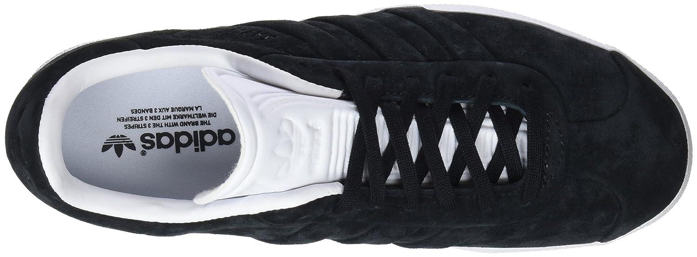 quality design 5a02a b4128 adidas Herren Gazelle Stitch + Turn Hallenschuhe Amazon.de Schuhe   Handtaschen