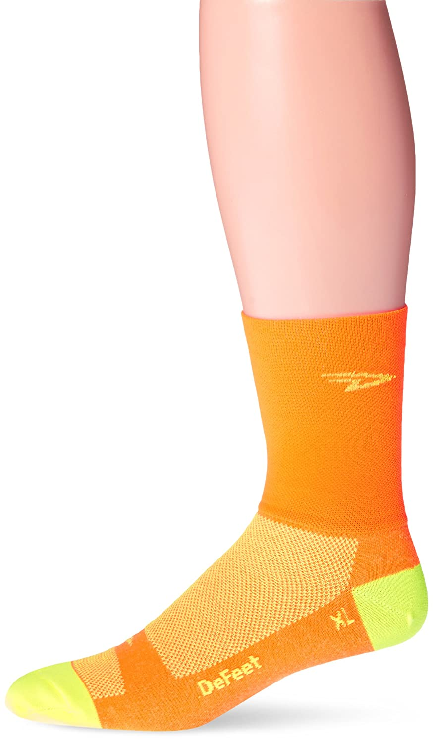 DeFeet Aireator 5 D-Logo Double Layer Cuff Socks AIRTHVY301