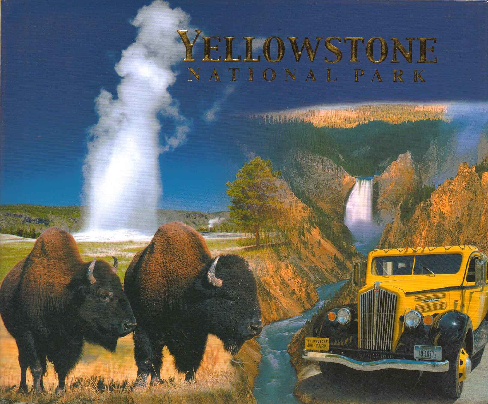 Yellowstone National Park: The World's First National Park pdf epub