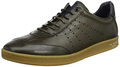 e57d3a6f3e99ec Ted Baker Men s Orlee Trainers  Amazon.co.uk  Shoes   Bags