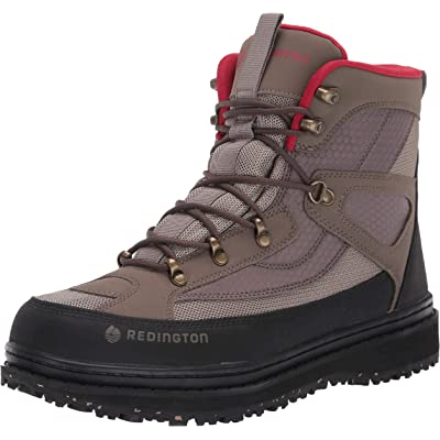 Redington Skagit River Wading Boot Fly Fishing - Sticky Rubber Bark/Boulder