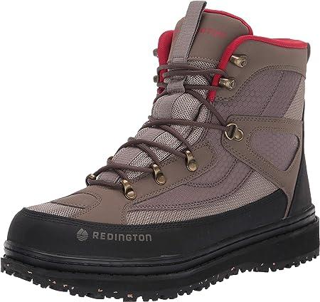 Redington Skagit River Sticky Rubber Boot - 8, Bark