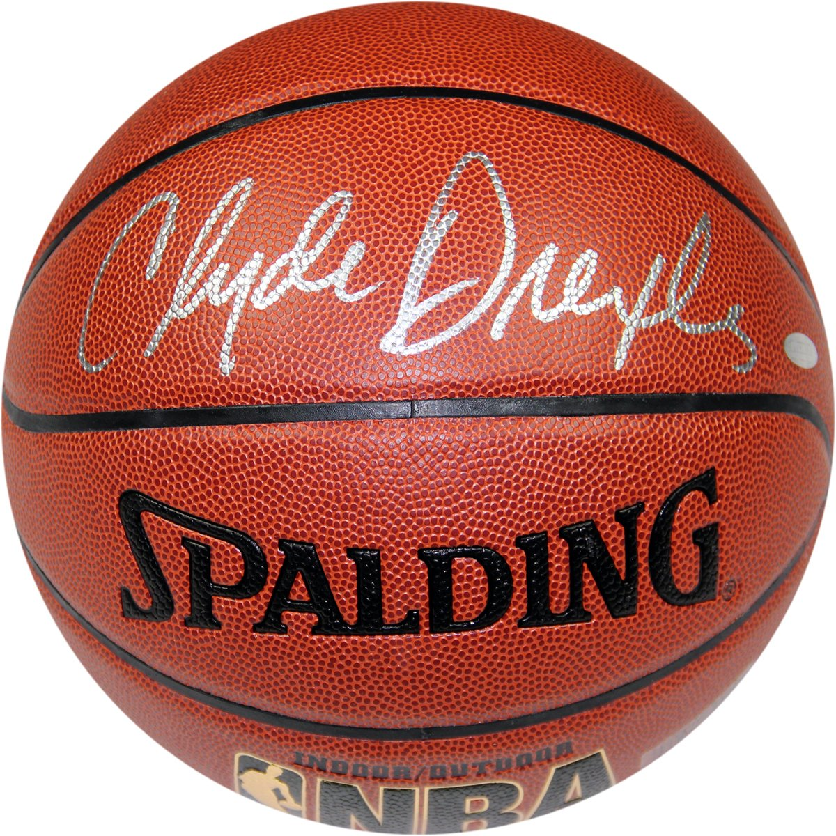 Steiner Sports NBA Houston Rockets Clyde Drexler Signed Zi/O Basketball DREXBKS000003