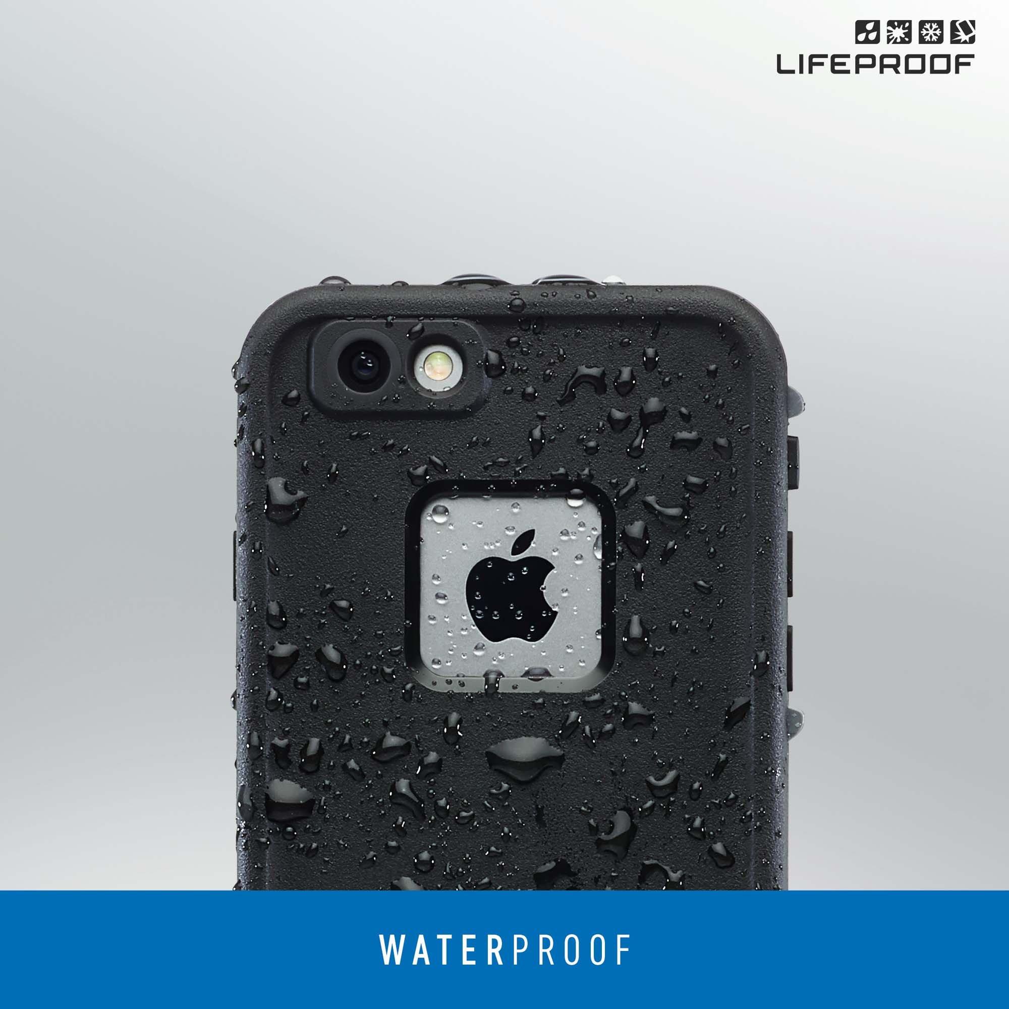 Lifeproof FRĒ SERIES iPhone 6/6s Waterproof Case (4.7'' Version) - Retail Packaging - BANZAI (COWABUNGA/WAVE CRASH/LONGBOARD) by LifeProof (Image #11)
