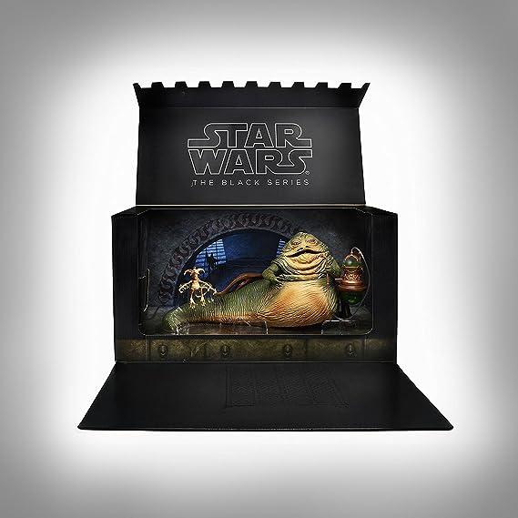 Hasbro – Star Wars Black Series Jabba The Hutt Figura, 653569993285