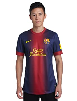 Camiseta FC Barcelona Authentic 1ª 2012-13