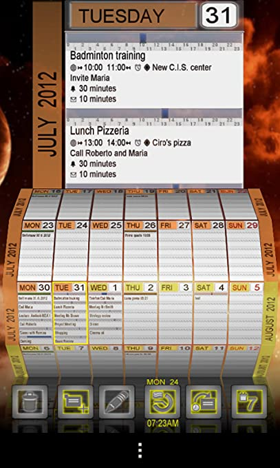 HD Calendar