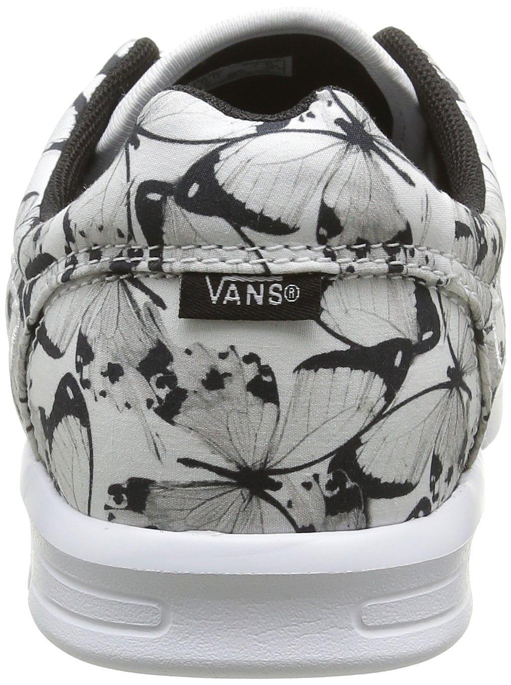 Vans Unisex-Erwachsene (Butterfly Iso 1.5 Niedrig-Top Weiß (Butterfly Unisex-Erwachsene Weiß/Weiß) 688575