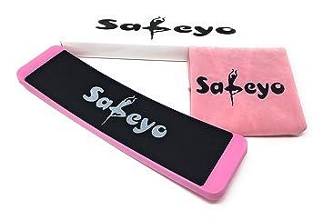 Herramienta de danza Safeyo para practicar giros, con bolsa de transporte, para ballet , mujer, rosa: Amazon.es: Deportes y aire libre