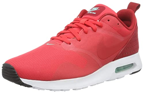e3d168554ba702 Nike Men s Air Max Tavas Low-Top Sneakers  Amazon.co.uk  Shoes   Bags