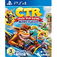 Activision 88388UA Crash Team Racing NMC for PS4 AA