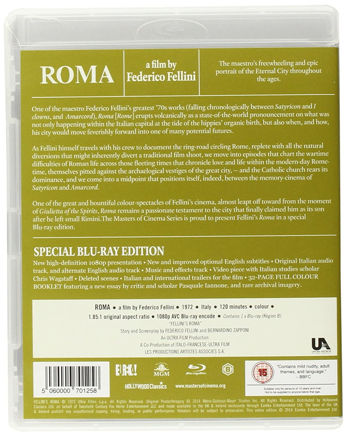 roma masters of cinema blu ray co uk federico fellini roma masters of cinema blu ray co uk federico fellini dvd blu ray