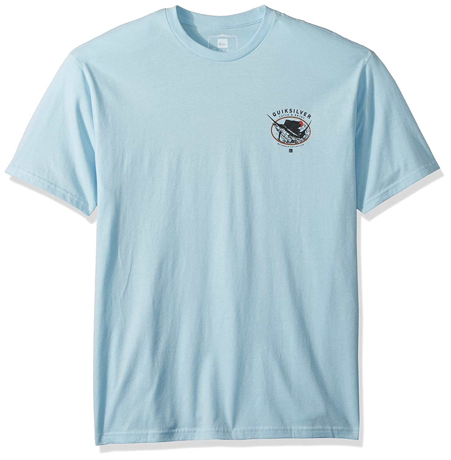 Quiksilver Mens It was A Good Day Tee