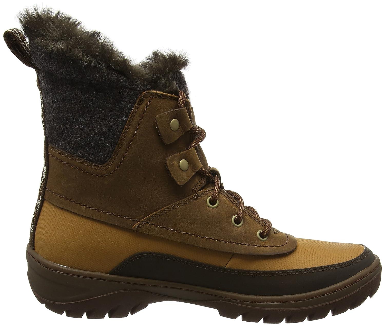 d0a7db7d06263 Amazon.com   Merrell Women's Sylva Mid Lace Waterproof-W Snow Boot   Ankle  & Bootie