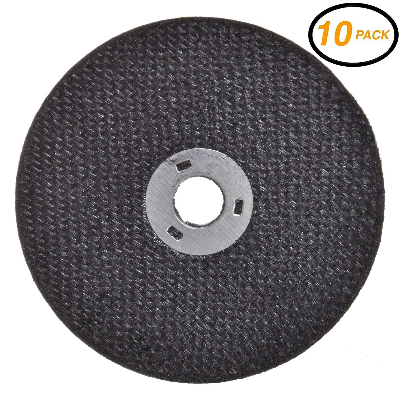 Drixet Die Grinder Cut Off Rueda - agujero redondo Cut Off rueda de metal Disco de corte para amoladora chapado en zinc de la aleta disco de corte Ruedas ...