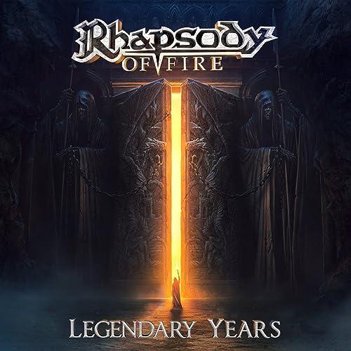 Rhapsody Of Fire - Legendary Years (Digipak)