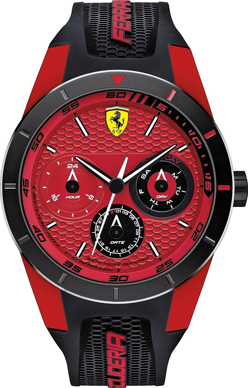 Scuderia Ferrari Herren-Armbanduhr 830255