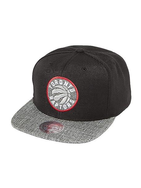 Mitchell   Ness Mujeres Gorras   Gorra Snapback Woven TC NBA Toronto Raptors 85a6ddbc5a0