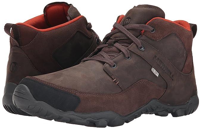 Mens Merrell Waterproof Boots /'Telluride Mid J23513/'