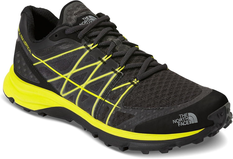 The North Face Ultra 105 Trail Tenis para Correr para Hombre, Negro (Negro), 44 EU: Amazon.es: Zapatos y complementos