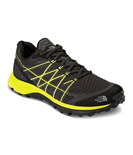30cfb871d Amazon.com | The North Face Ultra Vertical Trail Running Shoe Black ...