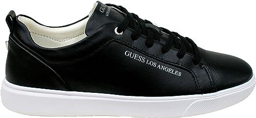 Guess scarpe uomo FMKIL1 LEA12 nero EU 40: Amazon.it