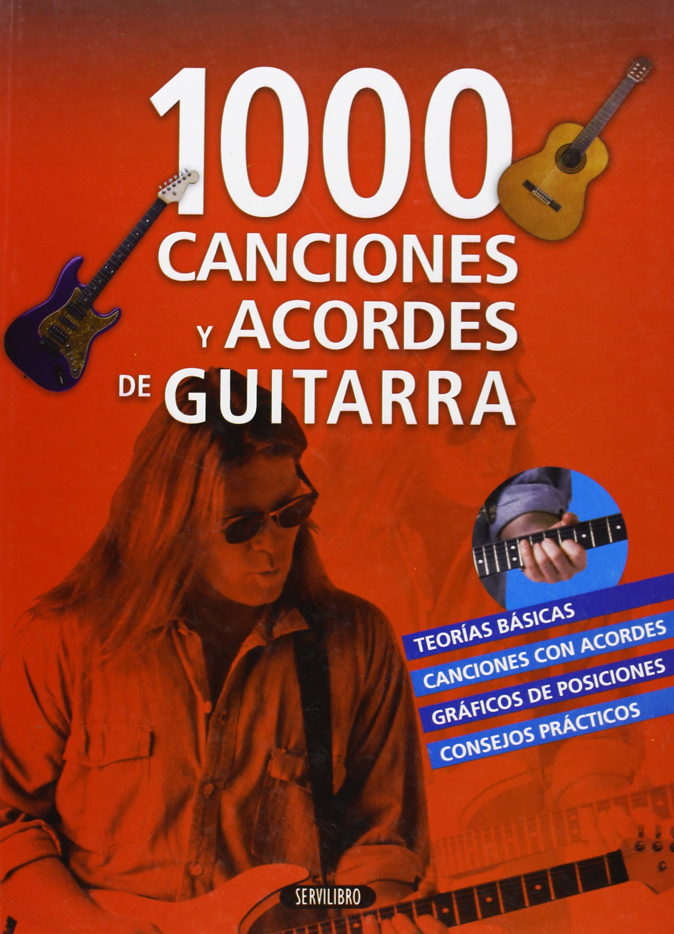 1000 canciones y acordes de guitarra: Amazon.es: Olano, J.: Libros