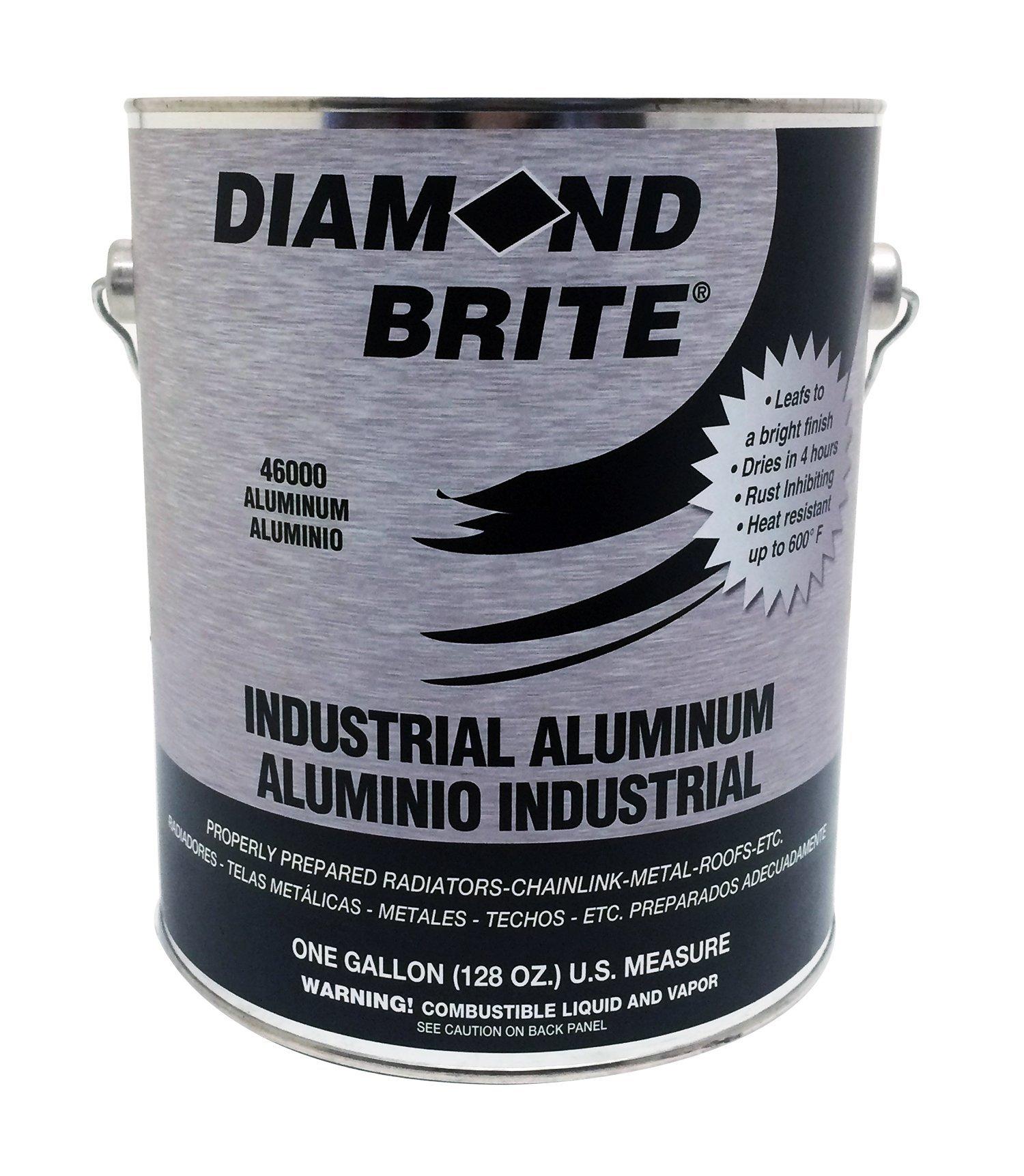 Diamond Brite Paint 46000 1-Gallon Aluminum Paint