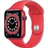 Apple Watch Series 6 (GPS, 44-mm) kast van PRODUCT(RED) aluminium - PRODUCT(RED) sportbandje