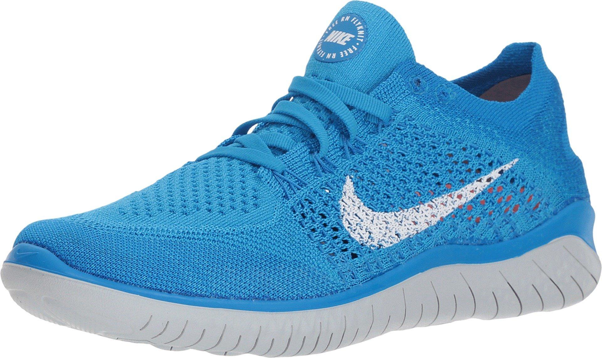 1984d901641 Galleon - Nike Women s Free Rn Flyknit 2018 Running Shoe (6 B(M) US ...