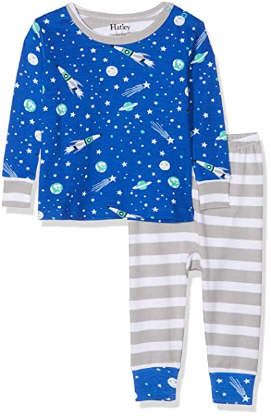 60f0c5715 Hatley Baby Girls  Organic Cotton Pyjama Sets  Amazon.co.uk  Clothing