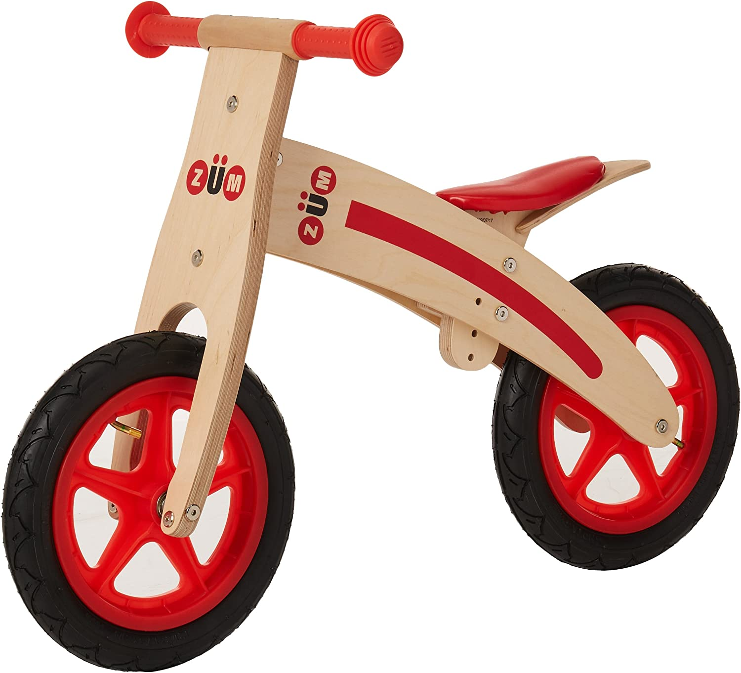3-Pack ZUM-CX Wooden Balance//Push Bike New