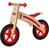 ZÜM CX Wooden Balance Bike