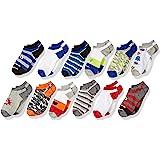 Amazon Brand - Spotted Zebra Boys Ankle Socks